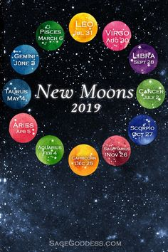 Never miss another New Moon or be sideswiped by Mercury Retrograde again! With our coveted 2020 Cosmic Calendar you'll get an early sneak peek into the most powerful planetary transits, manifesting moon cycles and noteworthy numerology days of New Moon Calendar, Cosmic Calendar, Aries And Scorpio, Moon Circle, Moon Time, New Moon Rituals, Moon Signs, Moon Magic, Magick
