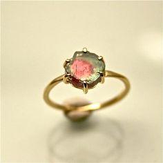 lovely tourmaline ring