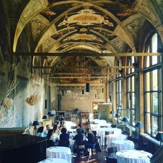 First Lunch for my #luxuryweddings class! At @hotelcolumbusroma Vaticano #elisamoccieventsacademy