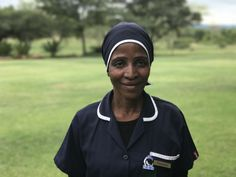 #KaingoExperience Florence Maselela always has a smile on her face and is part of the Housekeeping team at Kaingo Elephant Lodge, making sure that the rooms and main lodge is up to he Kaingo standard. #KaingoTeam www,kaingosafari.com Safari Holidays, Housekeeping, Florence, Elephant, Rooms, Smile, Face, Mens Tops, Bedrooms