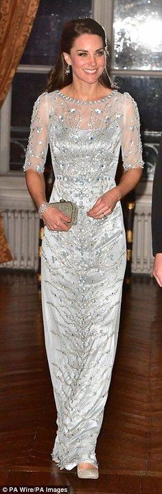 Stunning dress stunning person