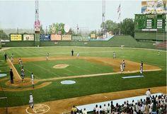 Kansas City Municipal Stadium, home to the KC Athletics.