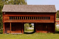 Old traditional Finnish Aitta - farm storehouse | repin via Sarah R. • https://www.pinterest.com/pin/488851734526324173/