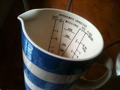 Via @FUSE_DESIGN - Classic measuring jug