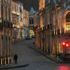 No, no es Milan, no es Roma, tampoco es Paris ni Londres...  esto es Zacatecas, Mexico.