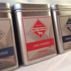 #Tea #Tin #Brand #Design #theevanoordt Brand Design, Warehouse, Ale, Ale Beer, Corporate Design, Branding Design, Ales, Storage, Syllable