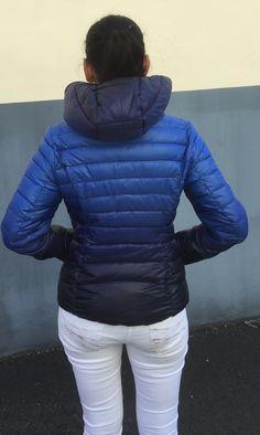 Jacken/ Westen : Monte Cervino Damen Steppjacke Farbverlauf