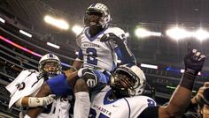Navasota wins 2012 Texas 3A high school football championship over Gilmer