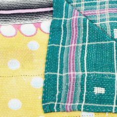 Fab.com   Vintage Kantha Quilts From India