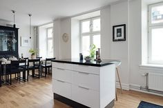 Black-and-White-Modern-Apartment_6 | iDesignArch | Interior Design, Architecture & Interior Decorating eMagazine