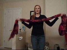Hey yall!!    Here is my scarf collection and the many different, new ways you can wear scarves!!    PLEASE GO BUY A SCARF FROM JOSIE :)))) SHE IS SUCH A SWEETIE!::::  http://www.etsy.com/shop/jgaido?ref=top_trail    oxoxox ENJOY and SUBSCRIBE
