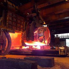 500ton ingot steel forging  #acciaispecialiterni