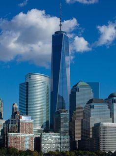 One World Trade Center | Dekoratorium magazyn
