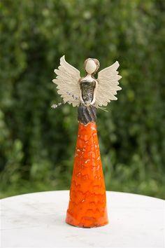 Anioł w pomarańczy