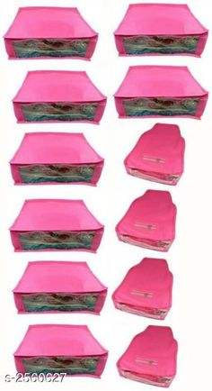 Checkout this latest Clothes Covers Product Name: *Stylish Trendy  Saree Cover (Pack Of 12)* Country of Origin: India Easy Returns Available In Case Of Any Issue   Catalog Rating: ★4 (464)  Catalog Name: Dream Home Stylish Trendy Saree Cover Combo CatalogID_345308 C131-SC1628 Code: 463-2560627-978