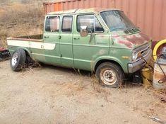 Dodge Van, Chevy Van, Pick Up, Old School Vans, 4x4 Van, Rims For Cars, Off Road Adventure, Cool Vans, Dodge Trucks