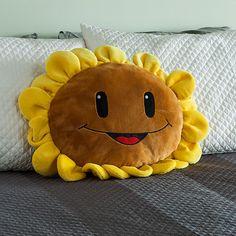 Plants vs. Zombies Sunflower Pillow