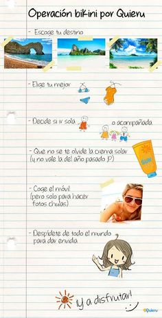 Operación #bikini por Quieru