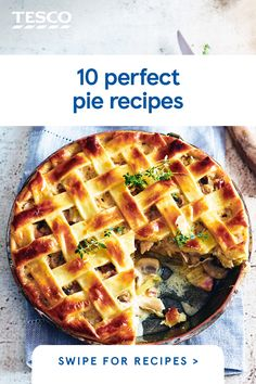 35 Best Perfect Pie Recipes Tesco Images Tesco Real Food