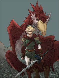 Legend of Zelda Skyward Sword -  By 尚
