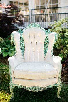 Throne - love this chair a whole heap, man.