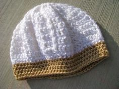 Floralshowers | A Crochet Hat for Grandma | FloralShowers