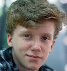 Anthony Michael Hall. So adorable in all those John Hughes movies.