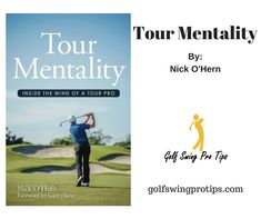 Golf Books, Pro Tip, Golfers, Golf Tips, Routine, Mindfulness, Tours, This Or That Questions, Learning