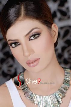 Indian Party Trendy Makeup