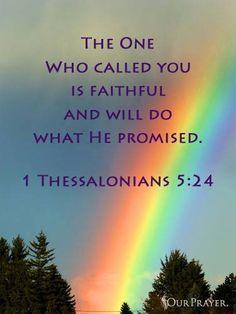 1 Thessalonians 5:24