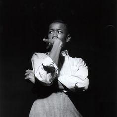 "Lee Morgan, John Coltrane's ""Blue Train"" session, Hackensack, NJ, September 1957 by Francis Wolff Jazz Artists, Jazz Musicians, Lee Morgan, Joe Henderson, Francis Wolff, Musician Photography, Portrait Photography, Blue Train, Cool Jazz"
