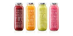 The Design Concept for RAW Reflects Its Simple Ethos #drinks trendhunter.com
