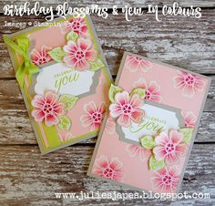 Julie Kettlewell - Stampin Up UK Independent Demonstrator - Order products 24/7: Something old AND something new!