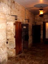 1859 Jackson County Jail.  Been there - haunted that!