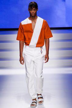 Salvatore Ferragamo Spring 2014 Menswear - Collection - Gallery - Style.com