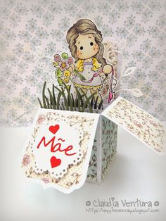 Card box...