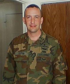 Army Chief Warrant Officer 3 Eric W. Totten  Died May 5, 2006 Serving During Operation Enduring Freedom  34, of Texas; assigned to the 3rd Battalion, 10th Aviation Regiment, 10th Mountain Division (Light Infantry), Fort Drum N.Y.; died May 5 when the CH-47 Chinook helicopter he was traveling on crashed during combat operations east of Abad, Afghanistan, in the Kunar province.
