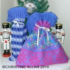 NEW PATTERN Now for sale on my website Copious Creations 2 bags
