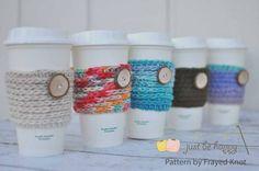 Coffee Sleeve Pattern!