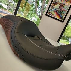 Triumph Bikes, Motorcycles, Sportster 883, Motorcycle Seats, Harley Softail, Car Upholstery, Truck Bed, Cribs, Harley Davidson
