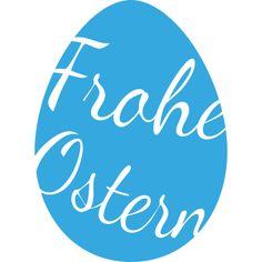 Aufkleber Frohe Ostern 10