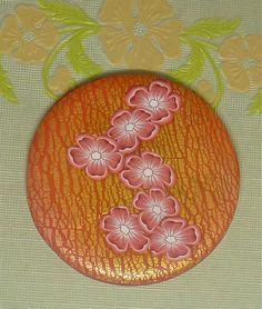 Polymer Clay Pardo Translucent by auntgriz, via Flickr