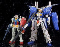 Ka Siguature x Robot Spirits (SIDE MS) Ex-S Gundam - Review by Hacchaka