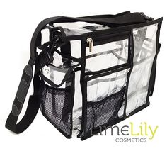 On Set Organiser Bag - Products - LimeLily Cosmetics | Professional Makeup Range | Beauty Products & Supplie Online - another great idea for a baby bag!