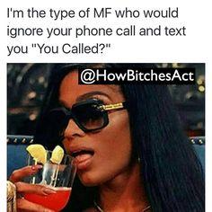 Really me I swear