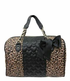 Another Betsey Johnson bow purse