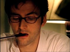 I googled 'David Tennant glasses'. I was rewarded