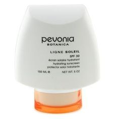 Hydrating Sunscreen SPF 30 150ml/5oz by Pevonia. $44.64. This beauty product is 100% original.. Silky-smooth non-greasy homogenized emulsion Offers powerful protection against harmful UVA & UVB rays Prevents signs of premature aging on your face & body Enriched with Vitamins E C & B for extra nourishment Lightweight & quickly penetrates into skin To use: Apply during direct sun exposure over entire face & body. Re-apply during prolonged periods of sun exposure or swi...