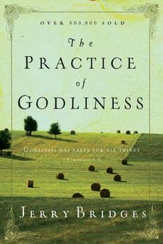 The second part of a two book series about holiness. This book navigates the tricky task of tell us only God can give us the fruit of the spirit and our need to practice godliness.