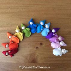 Poppenatelier Barbara: kabouters